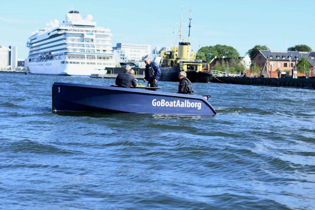 goboat aalborg panorama